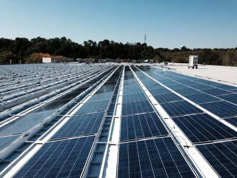SUNation Installing 700 kW Of Commercial PV For Long Island Beauty Supplier