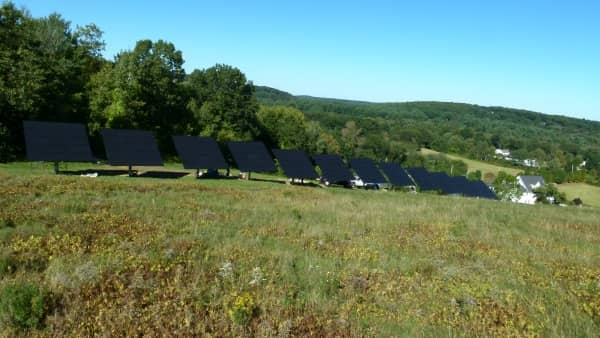 New England Clean Energy Installs 45.9 kW Residential PV System In Mass.