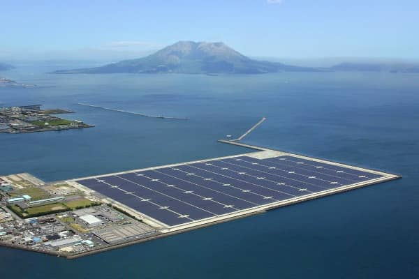 Kyocera Begins Operation Of 70 MW Solar Plant In Japan