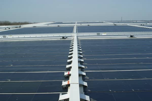 IKEA Expanding Rooftop Array On Maryland Distribution Center To 4.9 MW