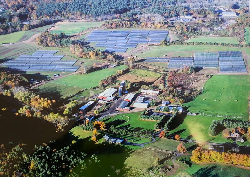 Array Technologies Completes Tracking System For 7.4 MW Solar Park In Connecticut