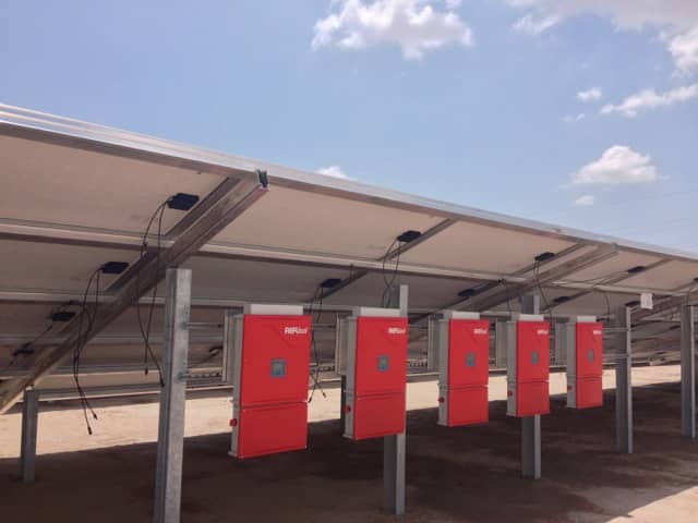 1 MW Commercial Solar Ground Mount Completed In Mexico