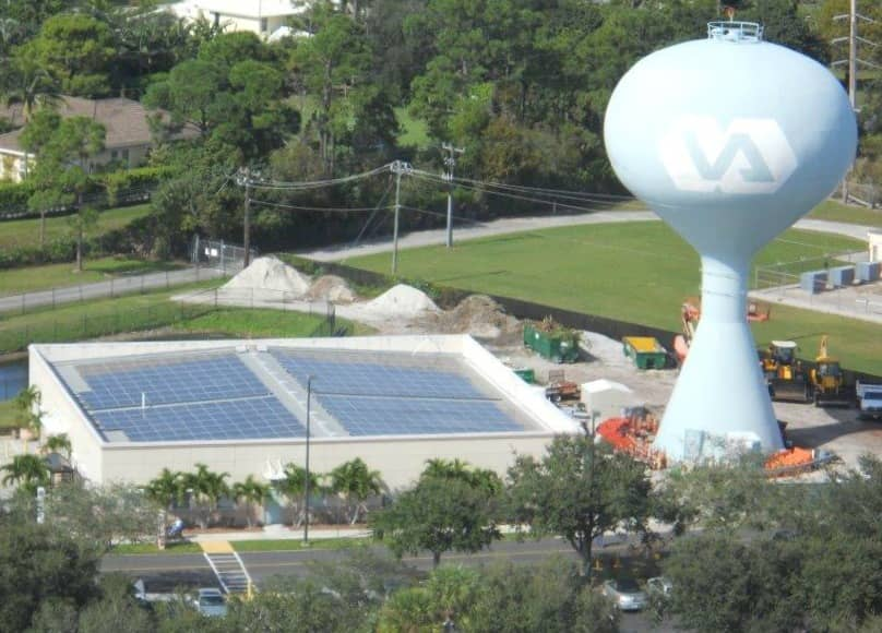 South Coast Solar Completes 217 kW Solar Project At VA Medical Center In Fla.