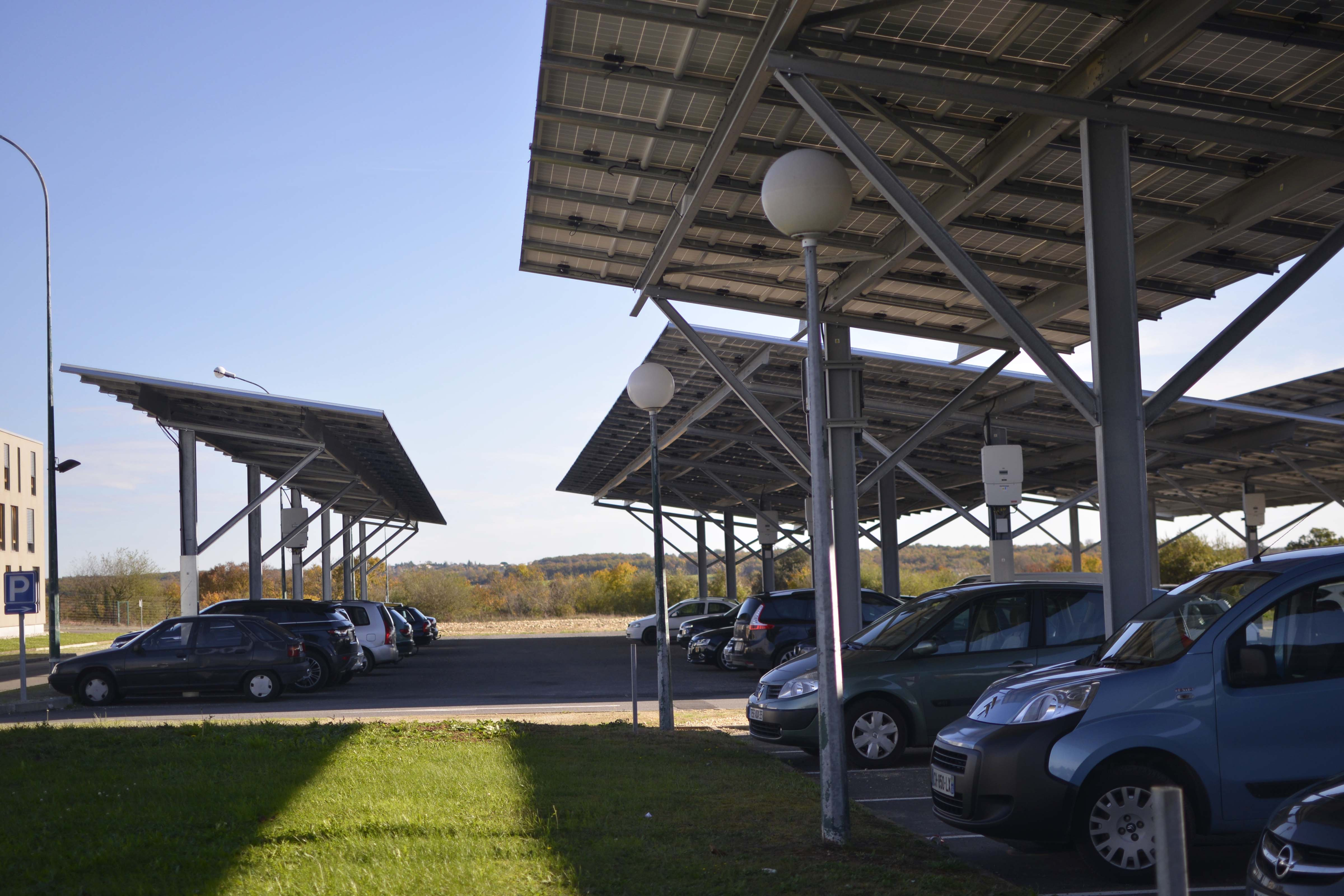 Upsolar And Solstyce Joint Venture Completes 545 kW Solar Project At French Airport