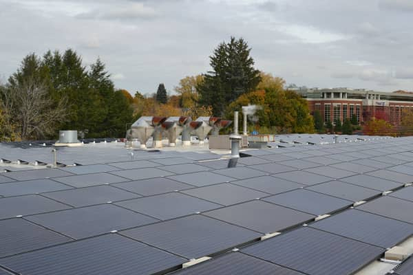 Solect Completes 210 kW Commercial Rooftop In Central Massachusetts With Room To Grow