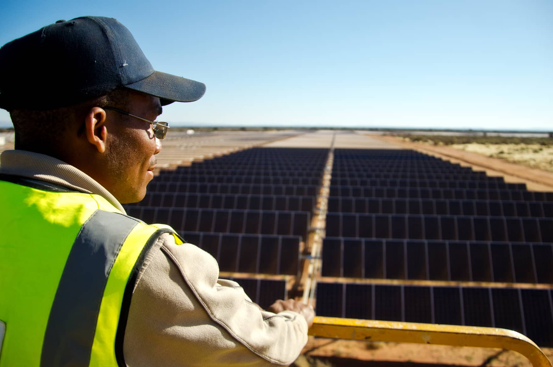 Acciona Energy Fires Up 93 MW Sishen Solar Plant In South Africa