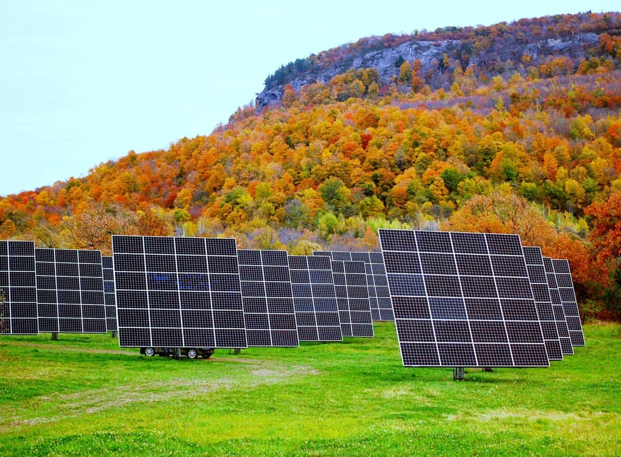 SolarSense And AllEarth Complete 2.15 MW Of Tracking Projects In Vermont