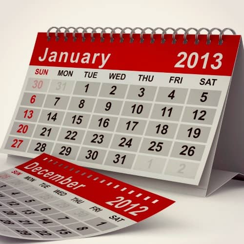 11767_calendar12.18.12 New Year, Old Woes? Top 10 Solar Predictions For 2013 Revealed