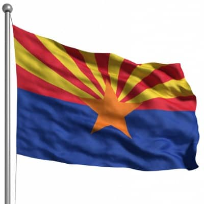 12992_arizonaflag Arizona Clash Over Solar Charges Heralds Coming Net Metering Battle