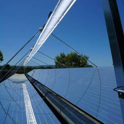 New Directions In Solar Cogeneration Put Heat To Work