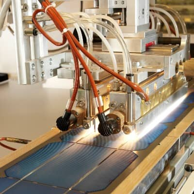 Solar Cell Production Line Upgrades Driving Higher PV Performance