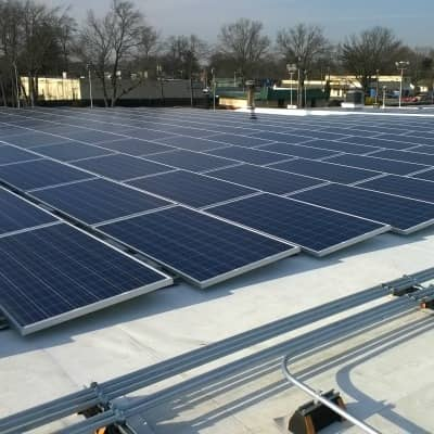 15032_fordpv e2/ECTA Helps Dealership Go Green With 310 kW Rooftop PV System