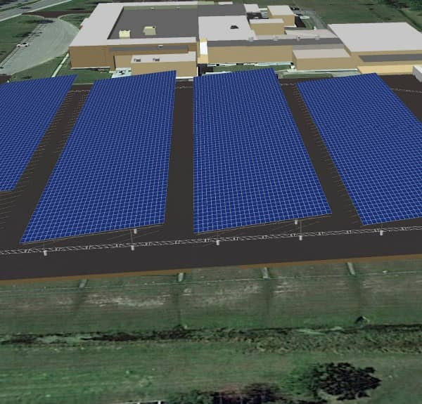 Lockheed Martin Contracts For 2.25 MW Solar Carport In Florida