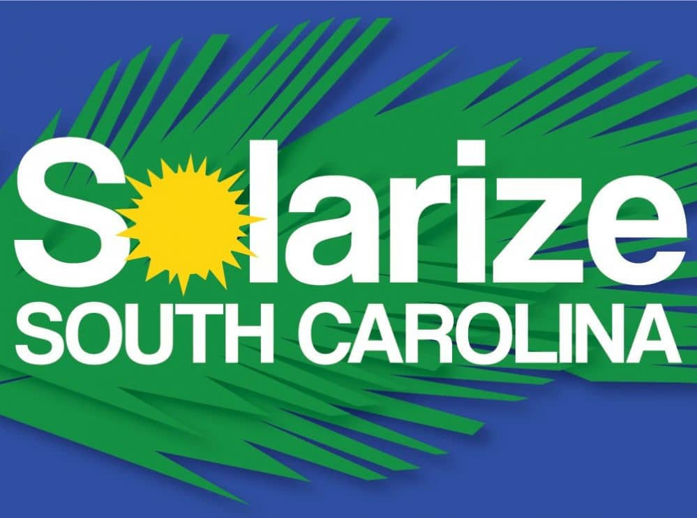 Solarize Program Launches In South Carolina