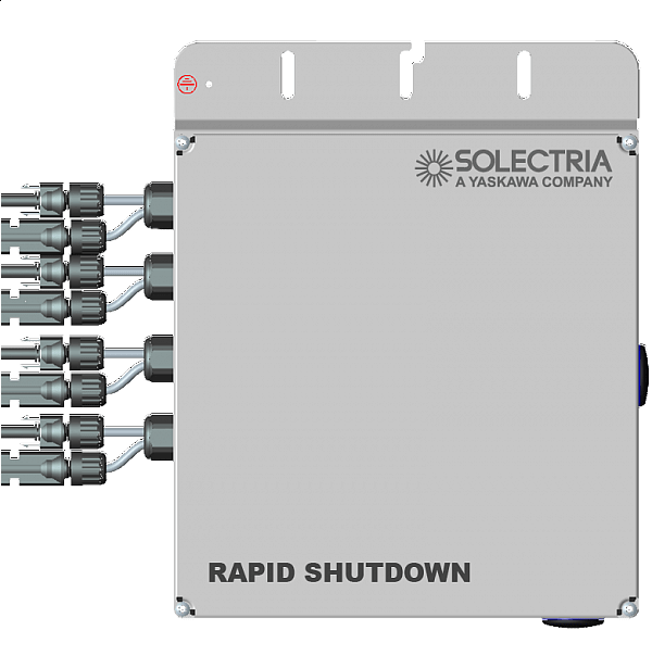 Solectria Residential Inverters Compliant With NEC 2014 Rapid Shutdown