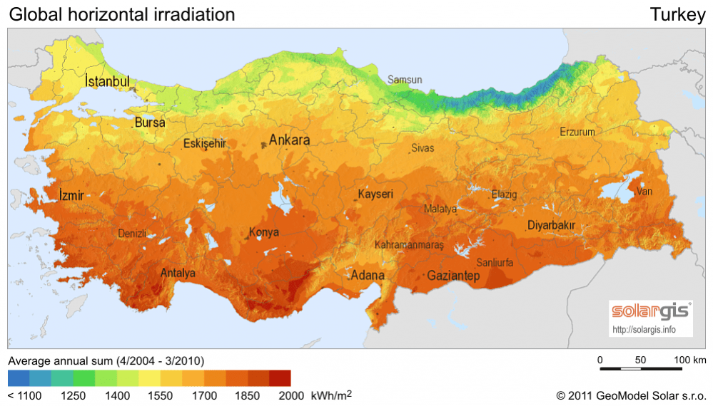 Conergy Launches Solar Operations In Turkey