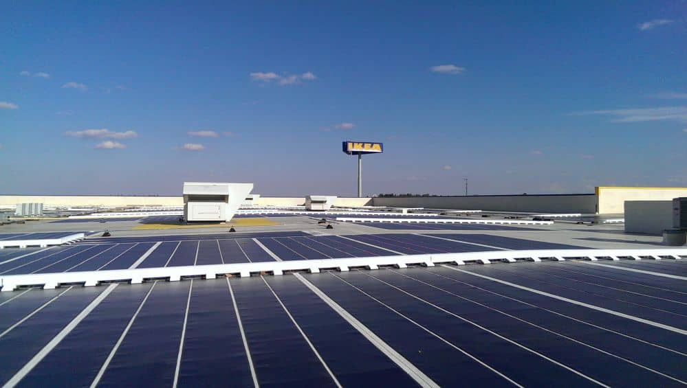 IKEA Completes Solar Expansion In Stoughton, Mass.