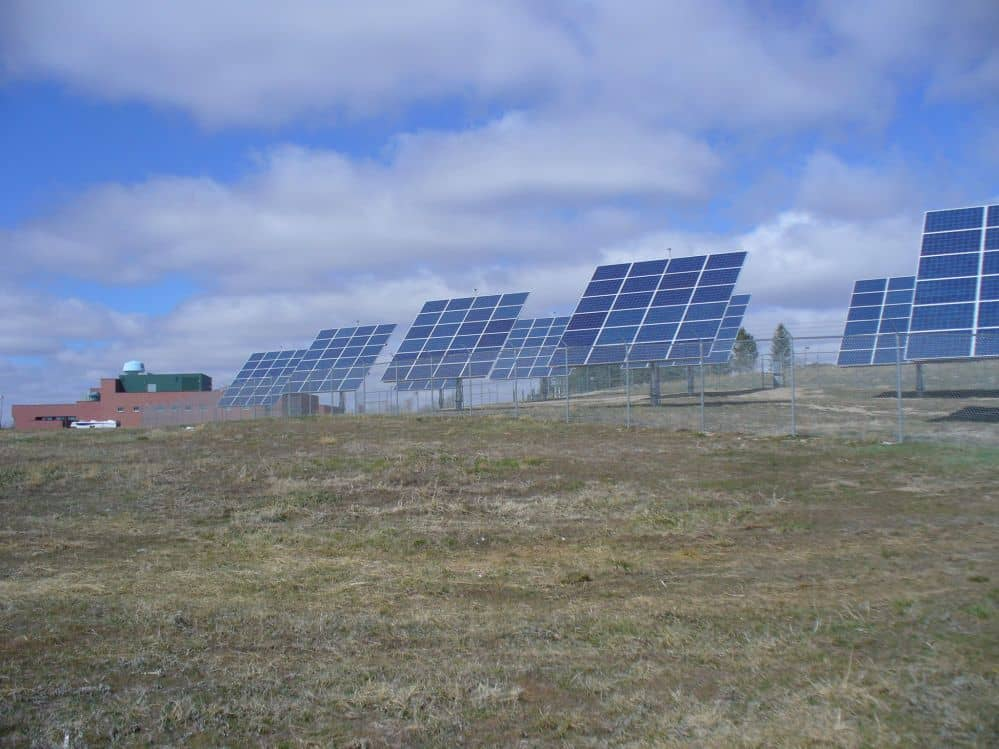 Solar Trackers Deployed To Power Hospitals On Native American Reservations