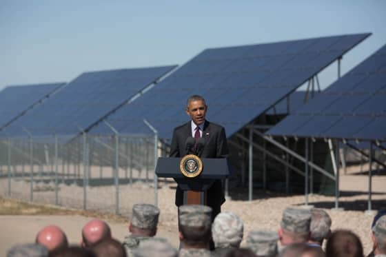 President Obama Unveils Expanded Solar Worker Training Programs