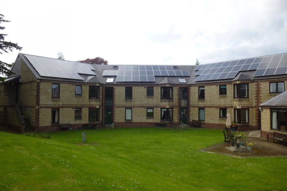Winaico Supplies 2.6 MW Of Modules For Crowdfunded Solar Project In Scotland