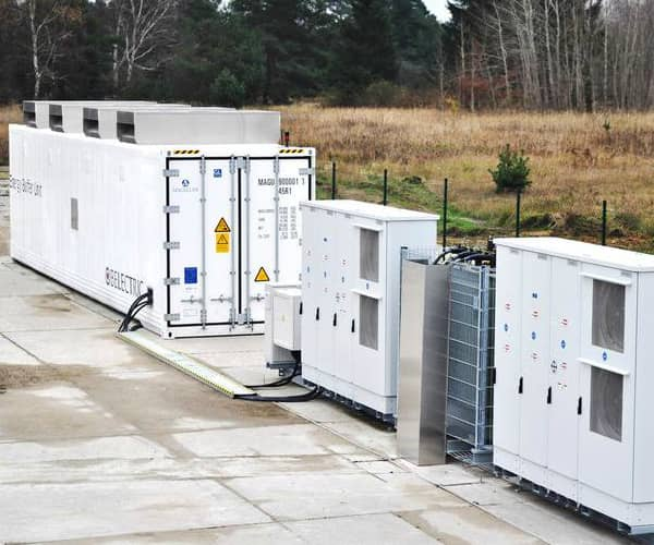 Belectric EBU Energy Storage System Prequalified For Frequency Response