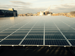 Pfister Energy Installs 500 kW Solar Parking Canopy In Baltimore