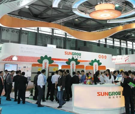 Conergy Signs Supply Agreement With Sungrow