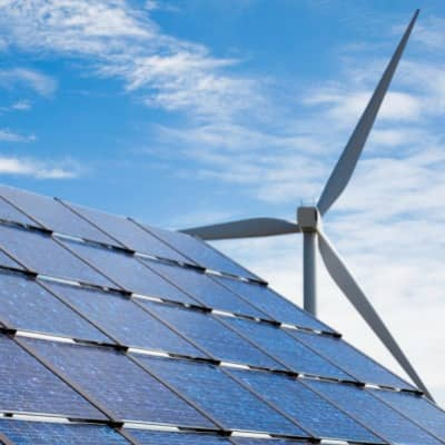 Wind And Solar Account For All New U.S. Generating Capacity In April