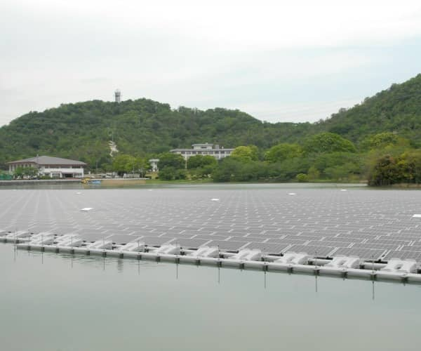 Kyocera TCL Completes Construction Of Floating Solar Power Plant