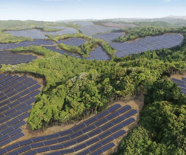 Kanoya Osaki Solar Hills To Build 92 MW Solar Plant In Japan
