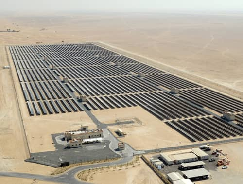 First Solar To Supply 200 MW Solar Project In Dubai