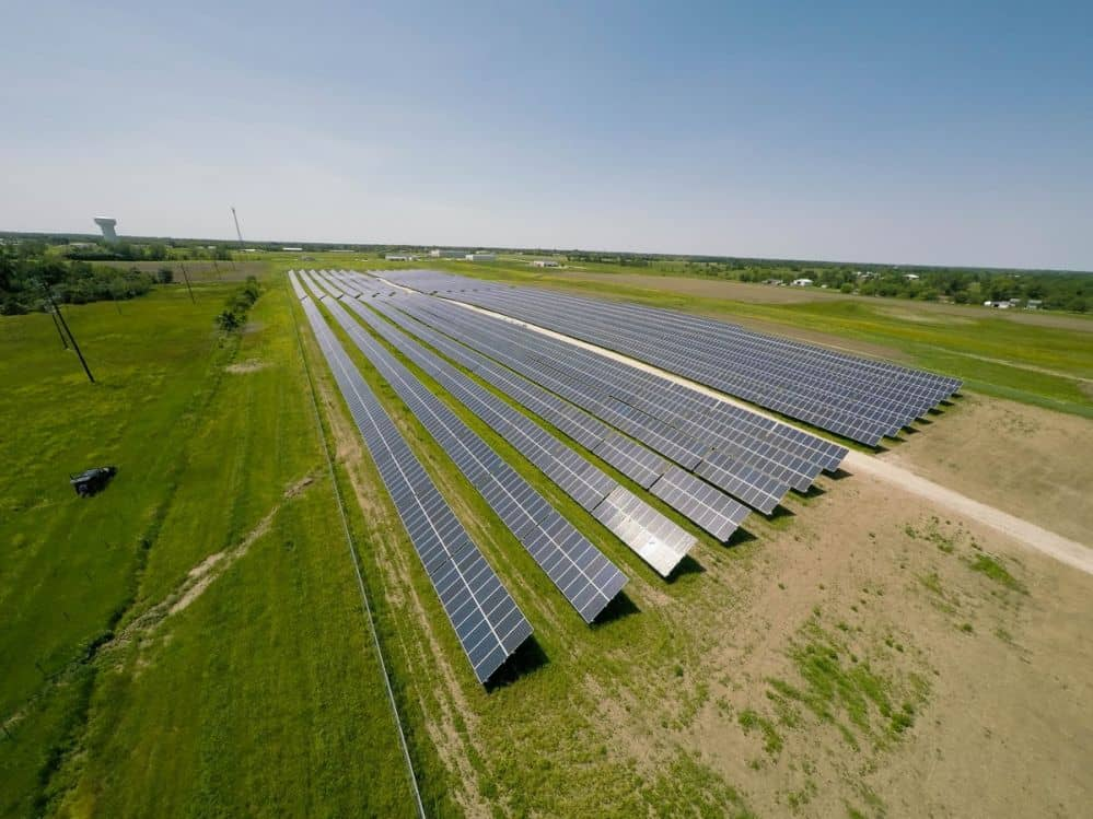 Gardner Capital And MC Power Dedicate Solar Plant In Missouri