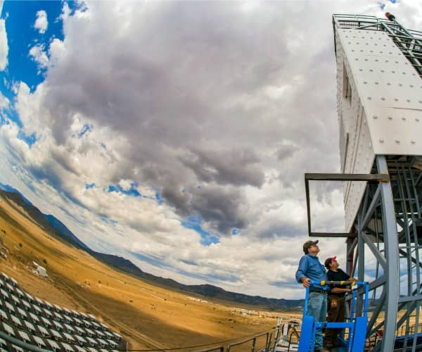 Sandia Begins Testing Of Advanced Thermal Storage System For CSP