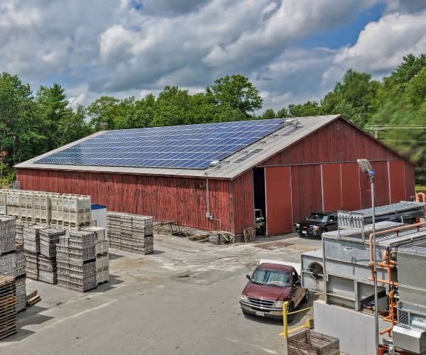 Solect Energy Installs New 260 kW Array For Apple Shipper