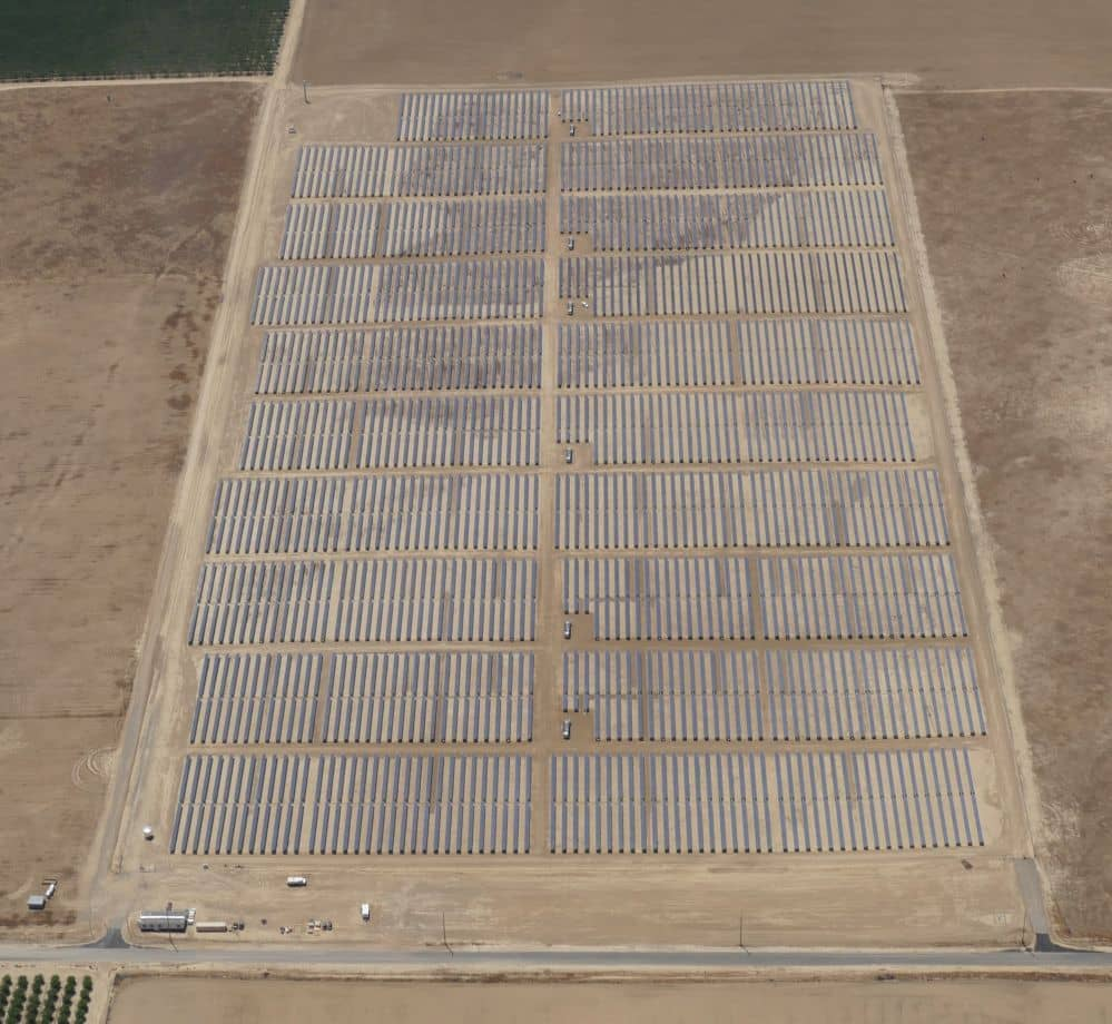 The 26 MW Coronal Lost Hills Project Goes Online In Kern County