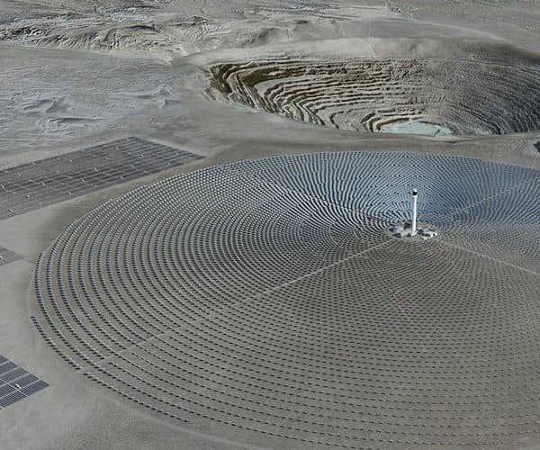 15589_copiapolargecropped SolarReserve Receives Environmental Approval For 260 MW Copiapo Solar Project In Chile