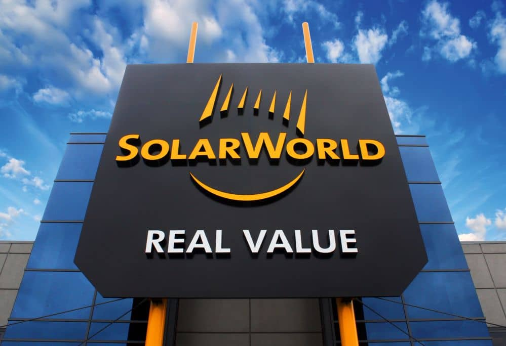 SolarWorld Will Supply 65 MW Of Modules For Panasonic Project In Oregon