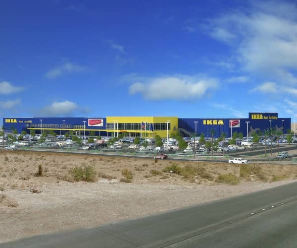 IKEA Planning 1.14 MW Array For New Las Vegas Store