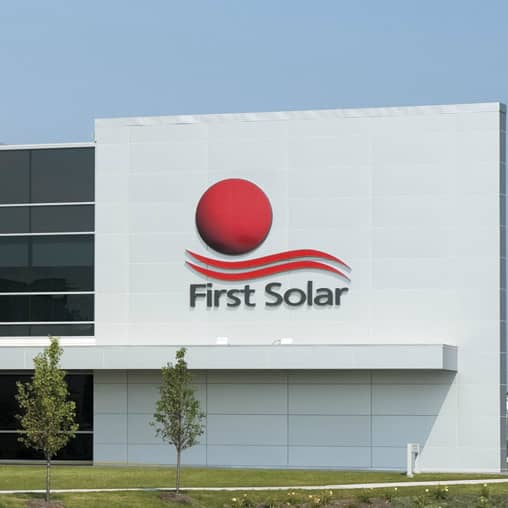 First Solar Breaks Ground On 2.6 MW Twin Branch Solar Plant In Indiana
