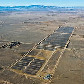 Recurrent Energy Secures Financing For 60 MW Barren Ridge Solar Project