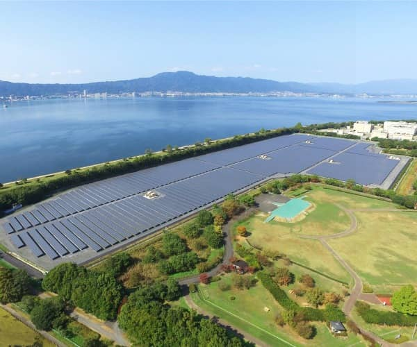 Kyocera TCL Solar Completes 8.5 MW Solar Power Plant In Japan