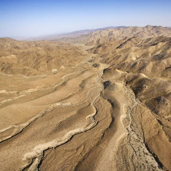 Government Releases Desert Energy Plan