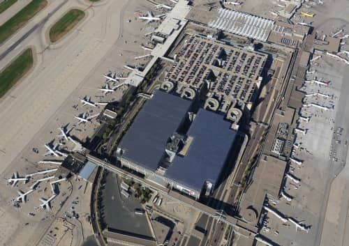 New 3 MW PV System Goes Live At Minneapolis-St. Paul Airport
