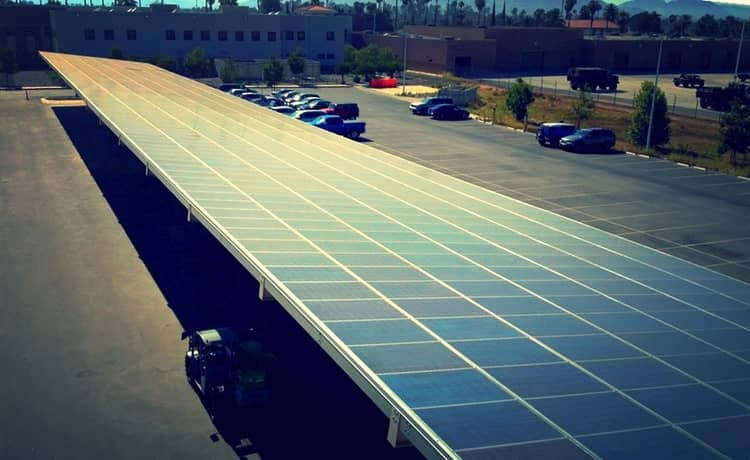 15926_us-army-reserve-government-solar-project U.S. Army Reserve Installs Two Solar Carports Totaling 280 kW