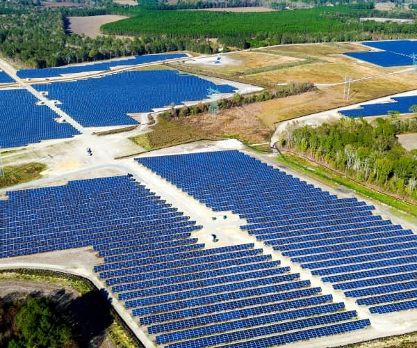 Green Power EMC And Silicon Ranch Dedicate 20 MW Hazlehurst Solar Facility In Georgia