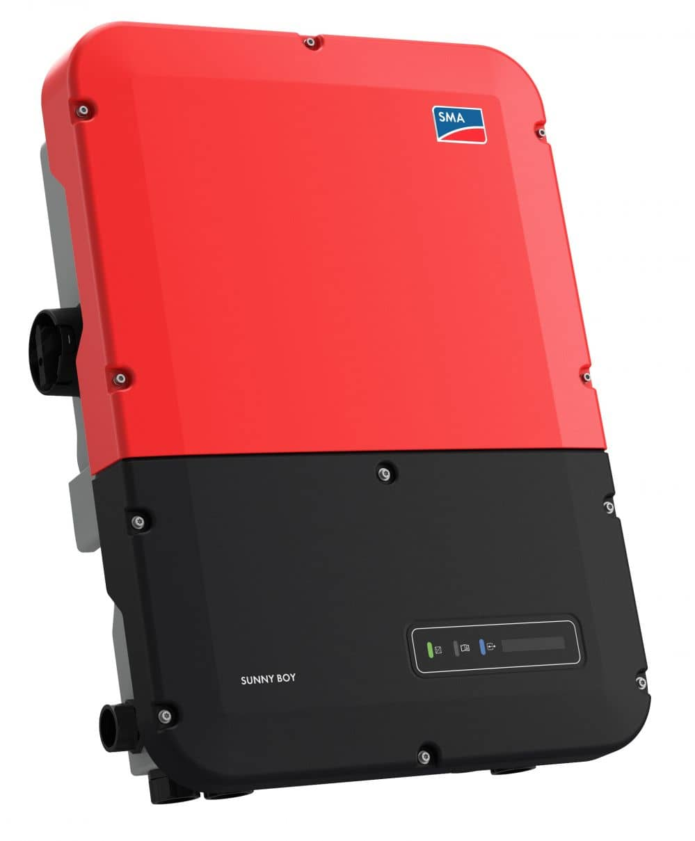 16009_sunny_boy_5.0-us_6.0-us SMA Releases Improved Sunny Boy Model For Residential Inverter Line