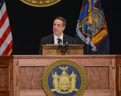New York Governor Reveals Major Renewable Energy Plans