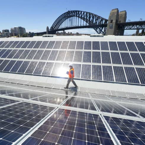 9578_sydney_theatre_company_rooftop SolarWorld: Import Surge Shows Tariff Evasion By Chinese Solar Producers