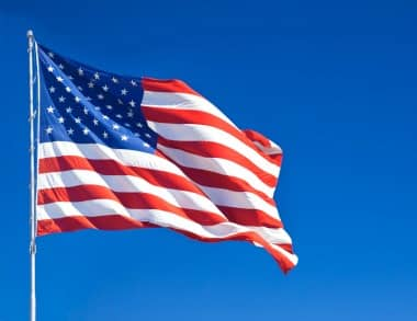 american-flag-in-air Energy Dept. Funds Solar Projects At Federal Facilities