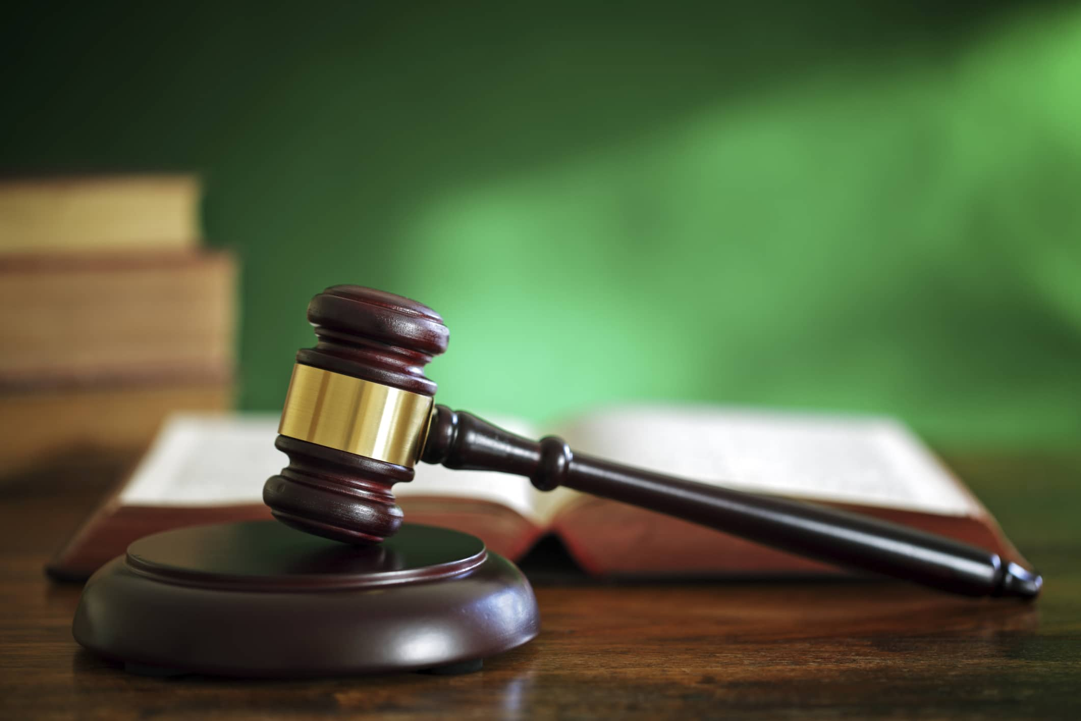 gavel-green-1 Federal Court Rejects Stay Of Clean Power Plan